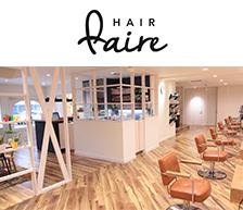 Hair faire
